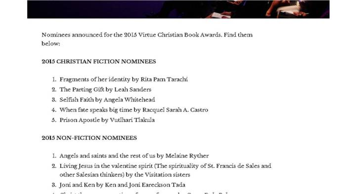 vcb nomination